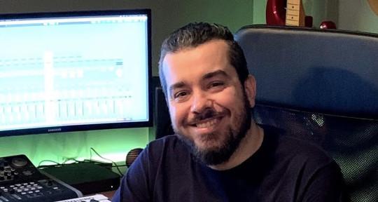 Remote Mixing & Mastering - Arnaldo Cruz