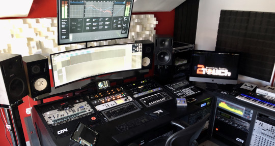 Mixing & Mastering Service - 2Touch Recording Studio