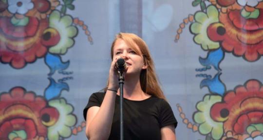 Session singer/songwriter - Paulina Raczkowski