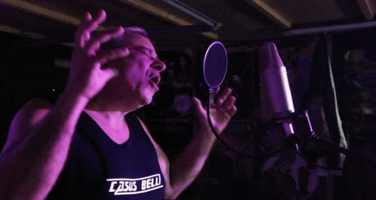 Session Singer,Music Producer - Panos Dedes