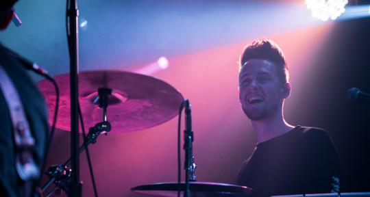 Session Drummer - Kip Allen