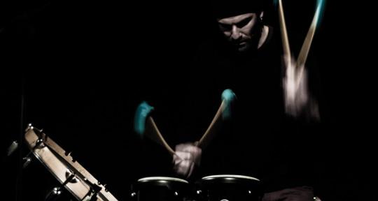 Session Drummer & percussionis - Giovanni Todisco