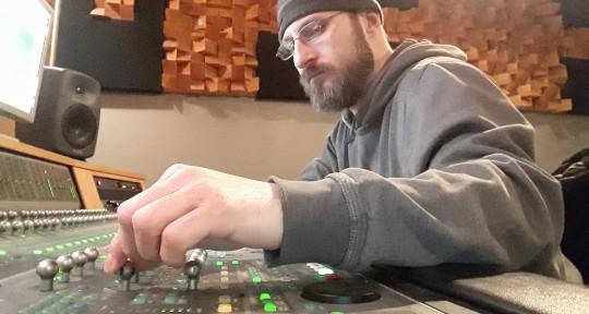Mixing & Recording Engineer - J.D. Butler