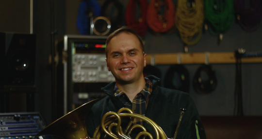 Studio Session French Horn - Claude Lumley