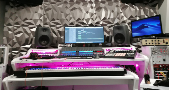 Producer, Composer, Mix,Master - Revolution Studio Music