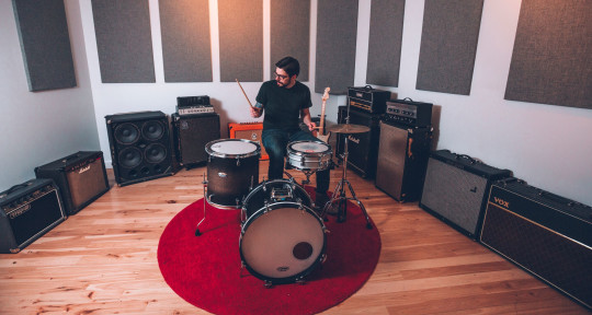 Audio Recording Engineer - Matt Weber Music