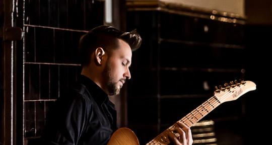 Session Guitarist - Fabinho Pereira