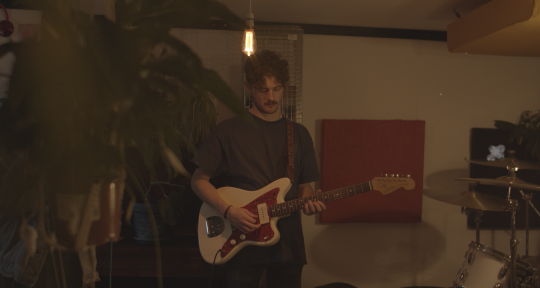 Session Guitarist / Producer - Joe Dean