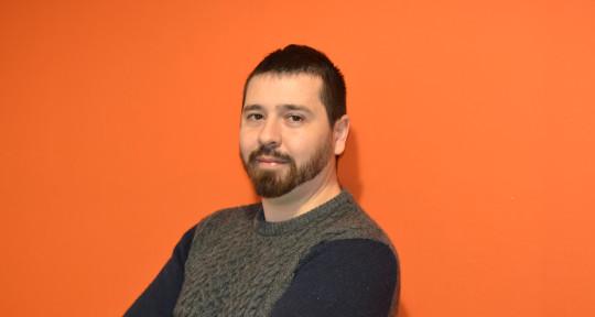 I'm a freelance sound engineer - Stefano