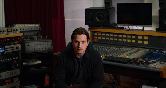 Pro Drummer / Engineer - Kaol Porter