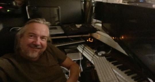 Rec studio, guitars, el bass - Håkan Ask Morling
