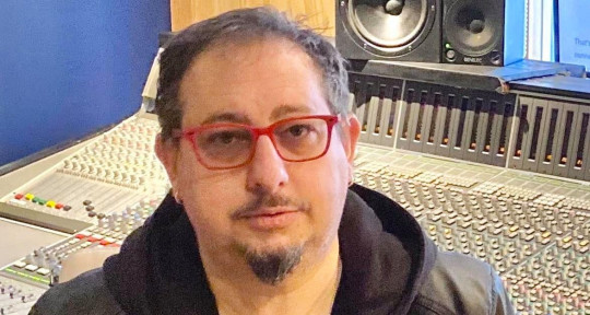 Write, Produce, Engineer, Mix - Rocco Guarino