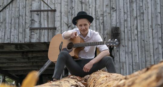 Singer/songwriter - Ruben Kåre