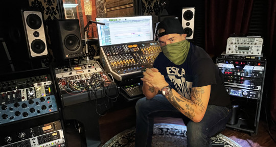 Mixing, Mastering, Recording  - Caine Lee