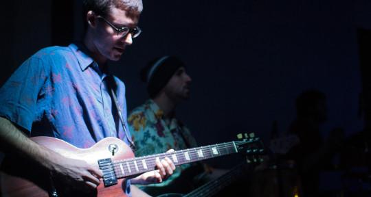 Session Guitarist - Agit20