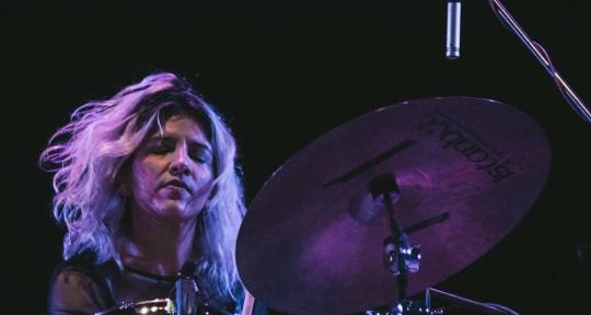 Composer, arranger, drummer - Carola Zelaschi