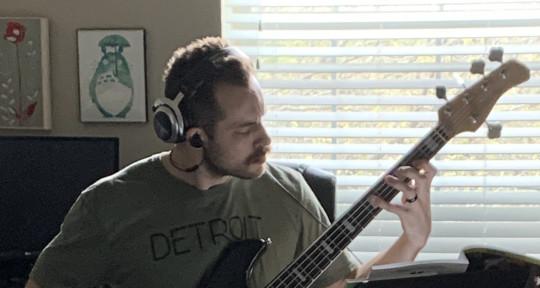 Guitarist / Sound Engineer - Shae Charles Valko
