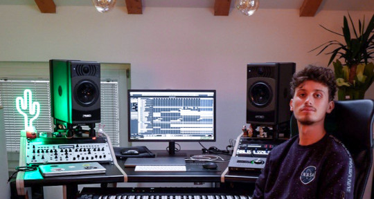 Music Producer, Remote Mixing - Giacomo Uber