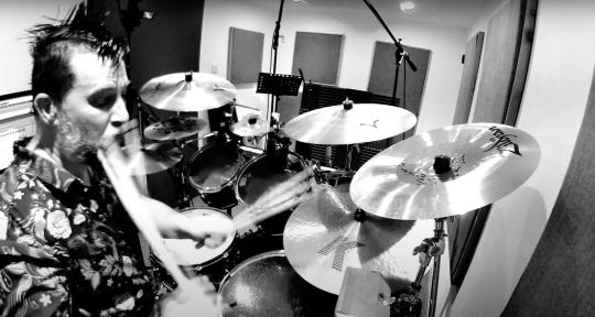 Rock, pop, funk & metal drums - Adam Stanley