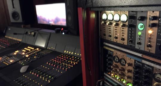 Recording, Mixing, Producer - Manu Meyer