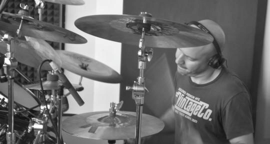 - Session Drummer - - Eugenio Ventimiglia