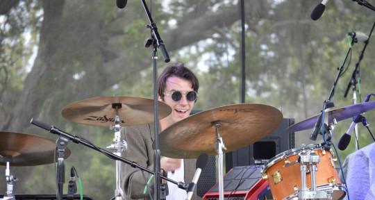 Session drummer - David Kohn