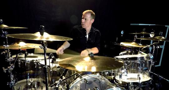 Remote Live Drum Tracking - Remote Session Drummer