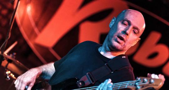 Bass Player/Recording Engineer - Pete Clark