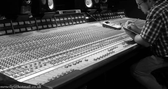Mixing, Mastering, Production - Dylan Ellis
