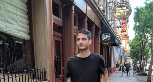 Mixing, Auxiliary Musician - Brandon Rosenberg