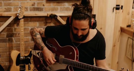 Session Guitarist - Cole Phillips