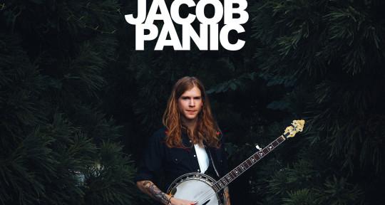Banjo Artist and Songwriter  - Jacob Panic