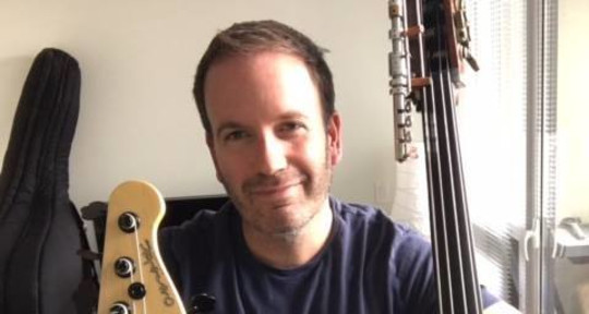 Double Bass and Electric Bass - Rob H. Double/Electric Basses