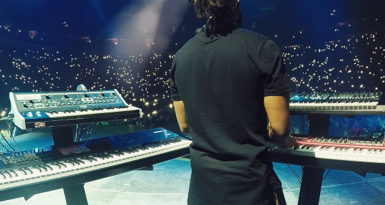 Keyboardist, Producer - Korey Keys