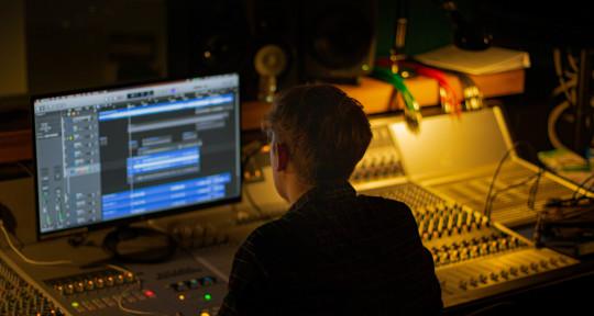 Remote Mixing & Mastering - James Kenyon