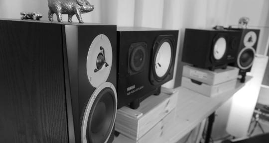 "Recording, Mixing, Mastering - Fabricius ""Jupp"" Clavée"