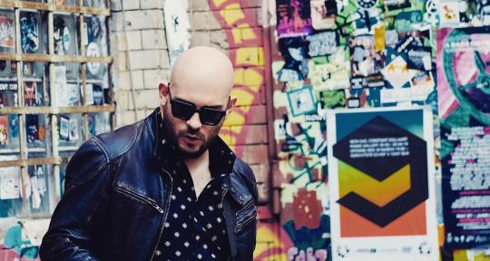 Bass Player & Music Producer - Sebastian Braun