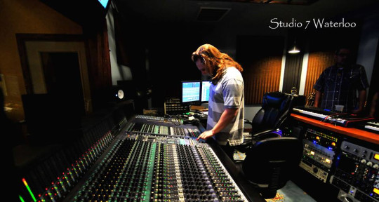 Mixing Engineer, Session Drums - Kevin Abbenante