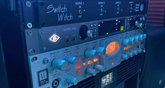 Studio Engineer/Producer - Sydewayz Soundz Engineering