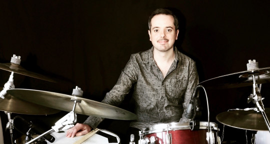 Session Drummer - Dave Tandy