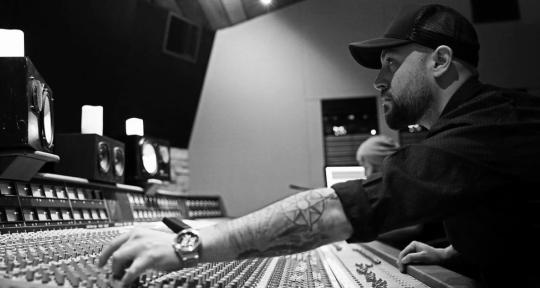 Producer/Mix & Master Engineer - Ari Blitz