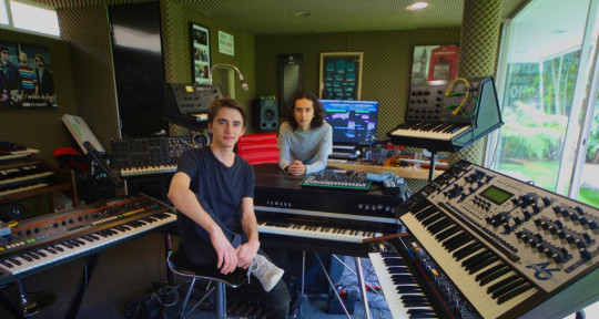 Music Production/Mixing  - Daniel Illetschek