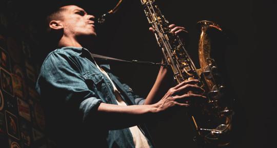 Saxophonist & Flutist - Gaston Puga