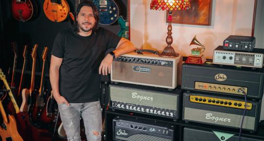 Tone Expert Session Guitarist - Javier Serrano