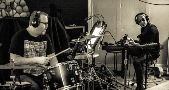 Vocals, Drums, Percussion - Bryon Holley Music