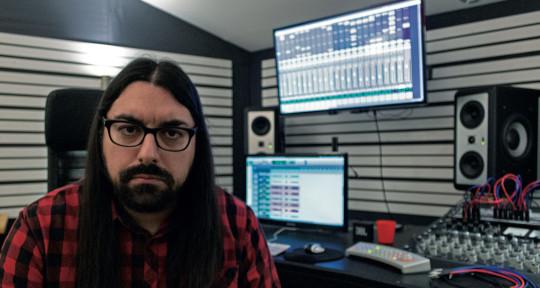 Recording - Mixing - Mastering - Manuele Pesaresi - Dyne Engine