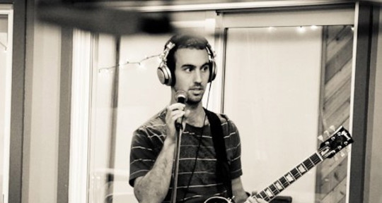 Mixing, Music Producer, Guitar - Conor J. Brown