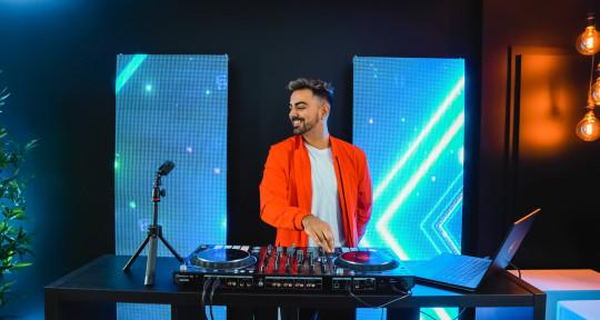 Producer ,DJ,  Mixing engineer - djalexmoreira
