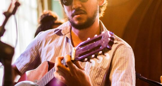 Brazilian session musician - Ed Woiski