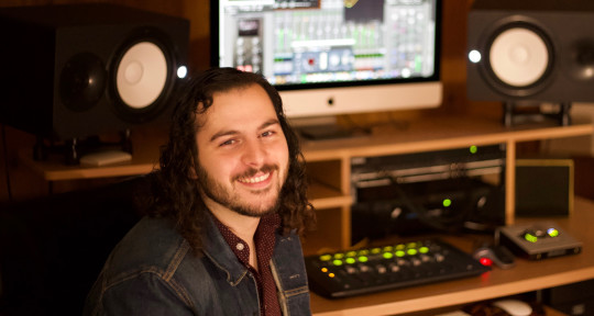 Audio Engineer and Producer - Aaron Williams
